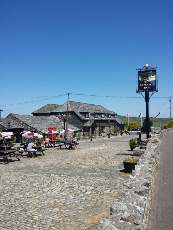 Jamaica Inn in Cornwall, Cornwall