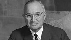 Undoing the New Deal: Truman's Cold War Buries Wallace and the Left (pt2)  Historian Peter Kuznick says Truman bought into the Republican's post-WWII campaign against Russia and used the hysteria to purge the Democratic Party and defeat former VP Henry Wallace in the '48 Presidential election; with host Paul Jay