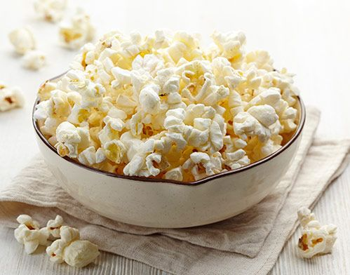 Who doesn't love the smell of freshly popped organic popcorn? It's heavenly, but microwave popcorn can be devilish.