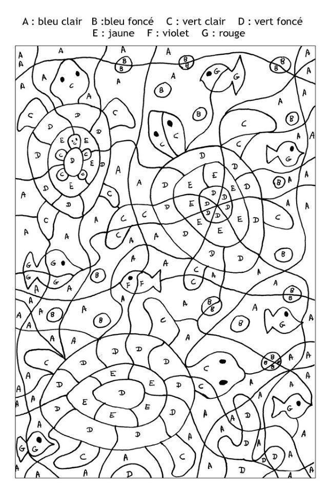 Coloriage Magique A Imprimer Gratuit | Coloring pages ...