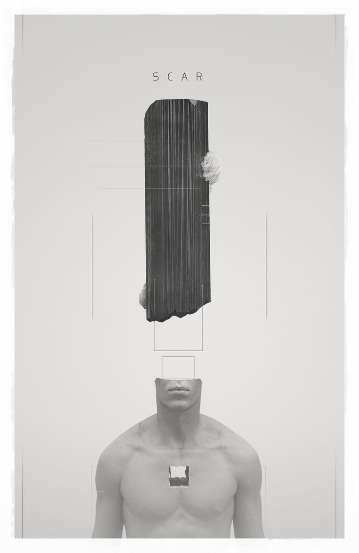 SCAR 003 by Philip Harris-Genois   Portrait   3D   CGSociety