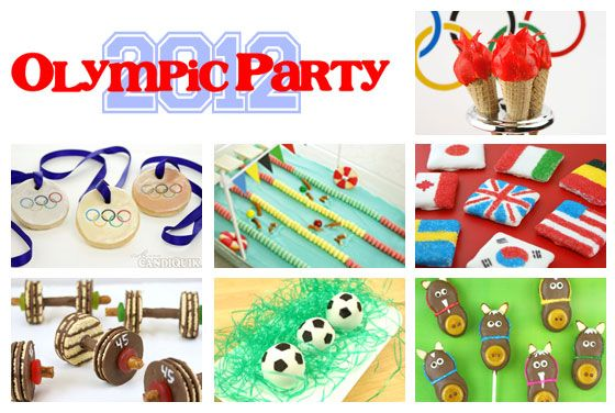 Olympic Party treats round-up