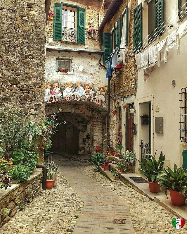 Vallecrosia, Imperia, Liguria, Italy