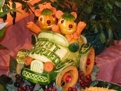 Fruit Buffet Displays | sliced fruit display seasonal fresh fruit and berries beautifully ...