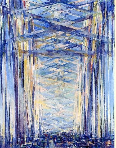"""Over the Bridge"" x Frank Hinder 195"