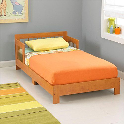 kidkraft toddler houston bed honey - Bed Frames Houston