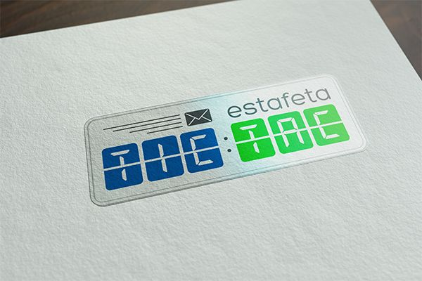 ESTAFETA TIC:TAC CORPORATE IDENTITY
