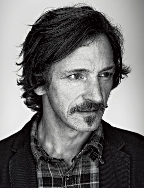 John Hawkes - a seriously wonderful and underrated actor. (The Sessions, Winter's Bone, Martha Marcy May Marlene, Deadwood, Everest, The Perfect Storm)