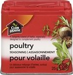 Club House Poultry Seasoning @Club House Dinner By Design