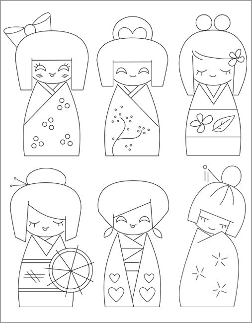 60 Best Ideas About Cute To Color On Pinterest Coloring