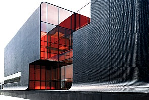 COMBAREL/MARREC (ecdm) BUS CENTER Ductal ARCHITECTURE