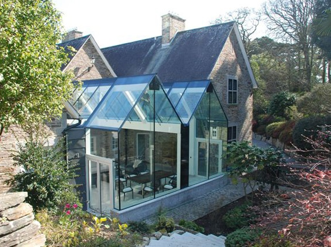 Trombe winning glasshouse project for International Design & Architecture Awards 2012