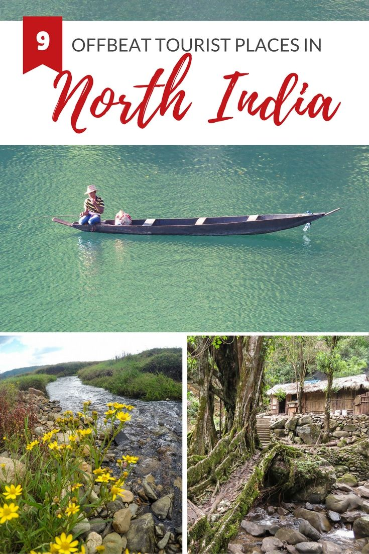 Jo takes us to the hidden paradise of Northern India, to 9 locations far from the typical tourist trail for some of the best places to visit in India.