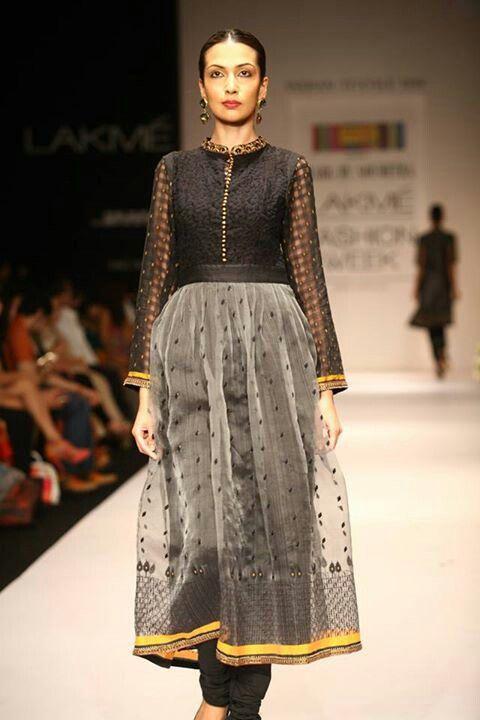 Shruti Sancheti & Soumitra Mondal. Lakme Fashion Week Winter/Festive 2013 #LFW