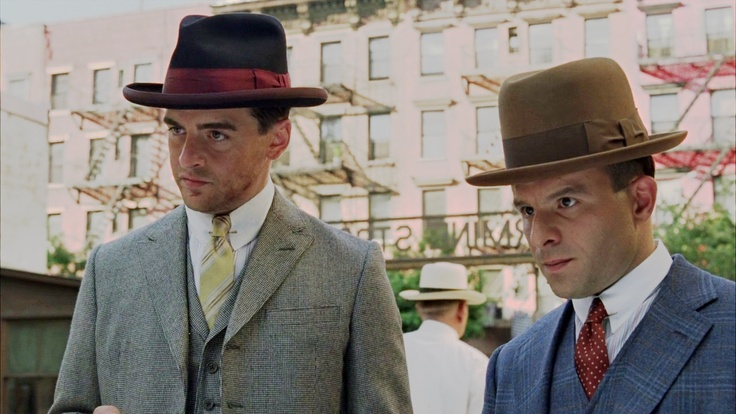 Lucky Luciano and Meyer Lansky Boardwalk Empire