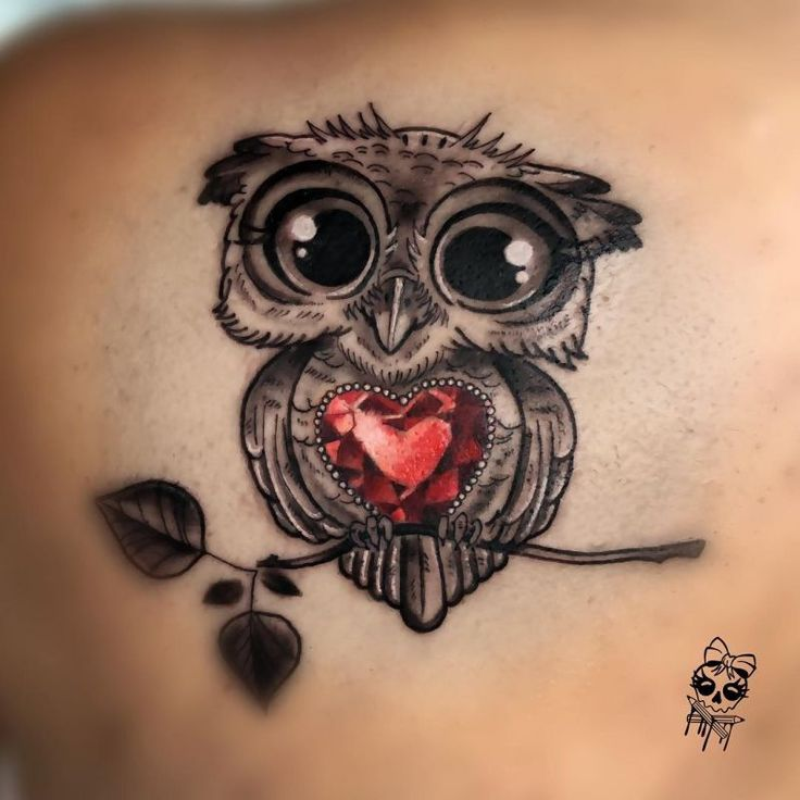50 Of The Most Beautiful Owl Tattoo Designs And Their Meaning For Nocturnal Animal In You
