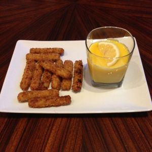 """FISH FINGERS AND CUSTARD 