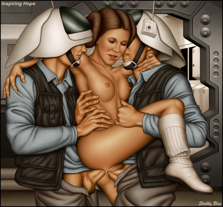 Shabby blue star wars erotica