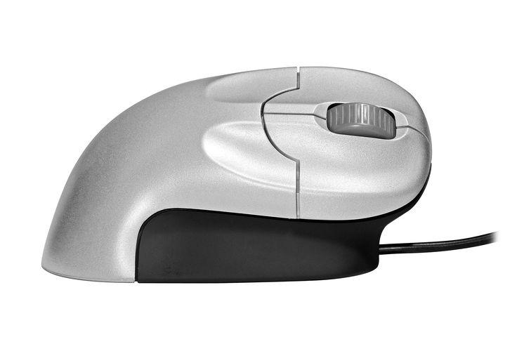 """Souris verticale ergonomique """"Grip Mouse """", Bakker Elkhuizen, Boutique ergonomique, le spécialiste du siège ergonomique"""