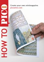 picozone.nl : Het kleinste tijdschrift van de planeet, speciaal voor kids. Maak je eigen minitijdschrift of dowload, print, vouw, niet en snij de Picos van anderen.