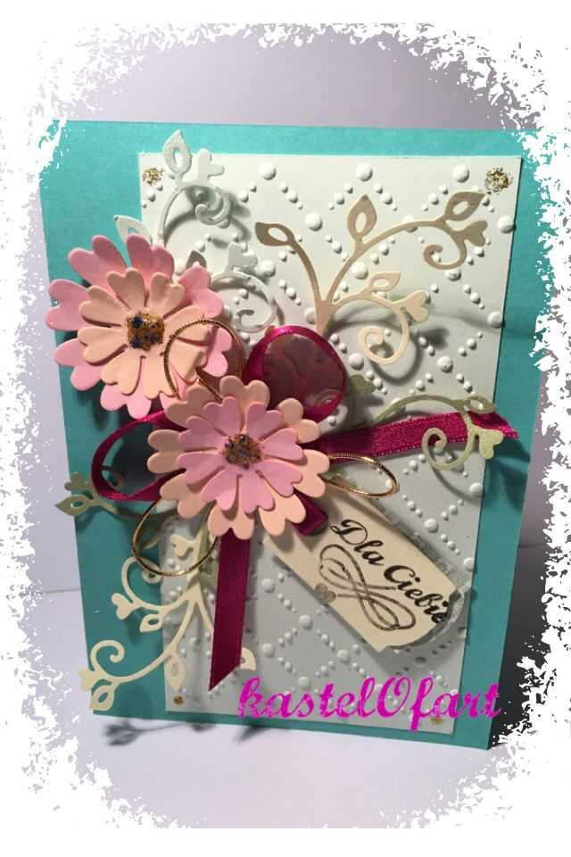 Handmade card For You