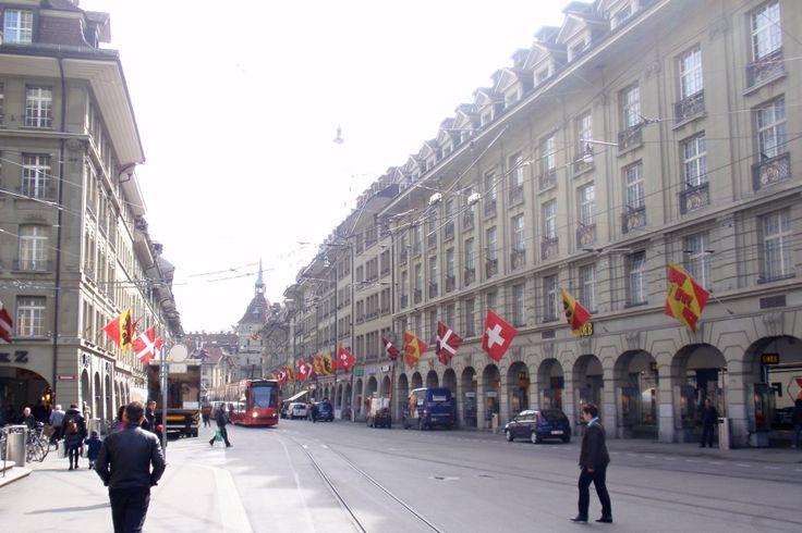 Bern - Bundesplatz