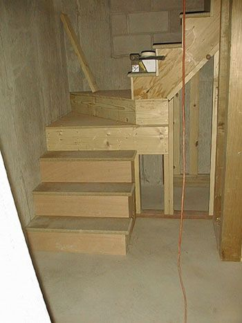 43 Best Images About Stairs On Pinterest Wooden Steps