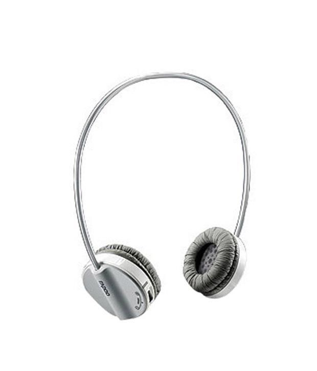 Rapoo bluetooth stereo headset (H6020) GREY, http://www.snapdeal.com/product/rapoo-bluetooth-stereo-headset-h6020/649051