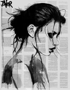 "Saatchi Art Artist Loui Jover; Drawing, ""jardin"" #art"