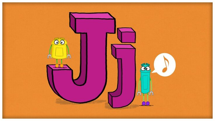 "ABC Song: The Letter J, ""Jump For J"" by StoryBots (+playlist)"