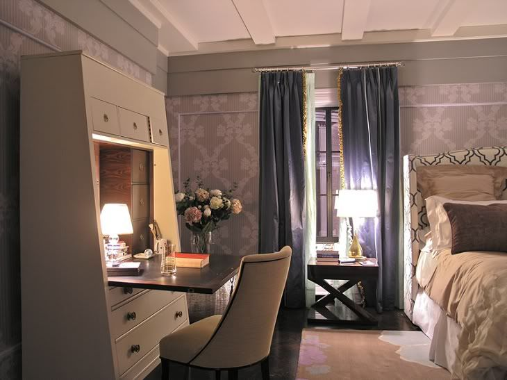 #excll #дизайнинтерьера #решения Спальня — это пример грамотной работы декоратора.