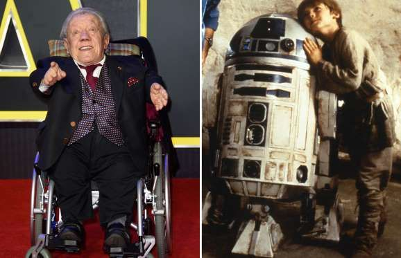 "The English actor, best known for playing R2-D2 in six ""Star Wars"" films, died after a prolonged illness. Baker also appeared in a number of well-known films like ""The Elephant Man"" (1980), ""Time Bandits"" (1981), and ""Flash Gordon"" (1980)."