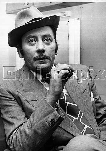 James Beck (February 21, 1929 - August 6, 1973) British actor (Dad's Army).