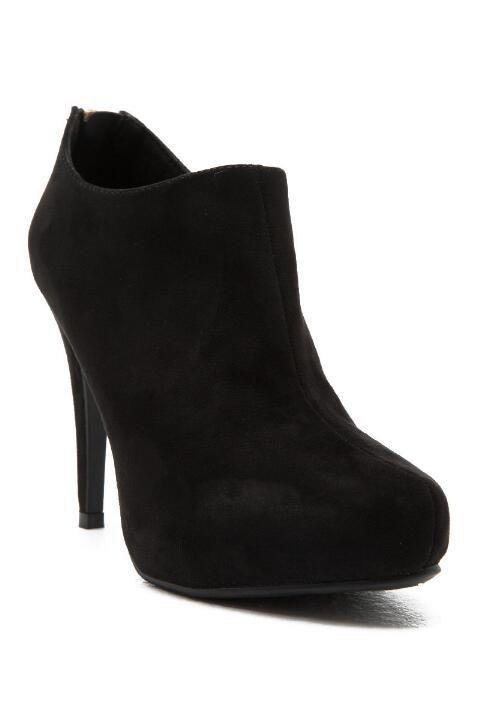 Tribeka Dress Ankle Boot- Black