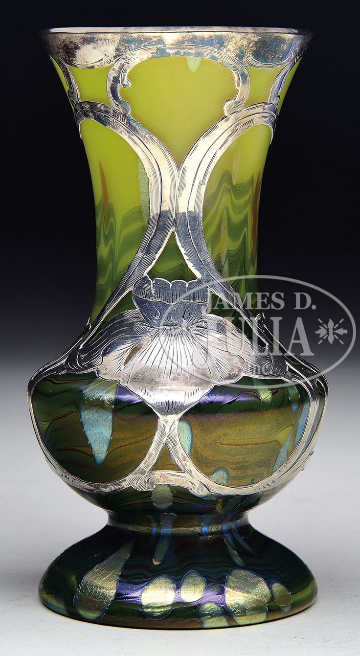 1000 Images About Loetz On Pinterest Glass Vase