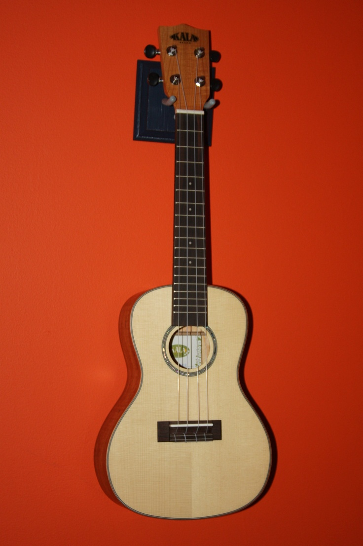 First ukulele candidate > MIM: Kala Concert KA-FMC Solid Spruce Top / Spalted Maple Ukulele / Uke -664 | eBay (But here's the one I chose: http://pinterest.com/pin/250583166737589607/)