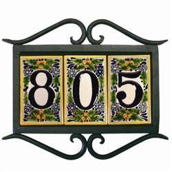 1000 images about mediterranean house style on pinterest for Spanish style house numbers