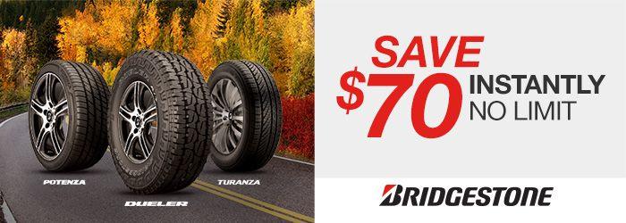 Save 70 Instantly No Limit Bridgestone Costco Potenza Instant