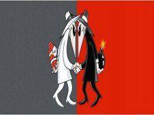Wallpaper Facebook Cover Spy Vs Spy
