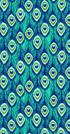 patterns.quenalbertini: Peacock feather pattern | coquita