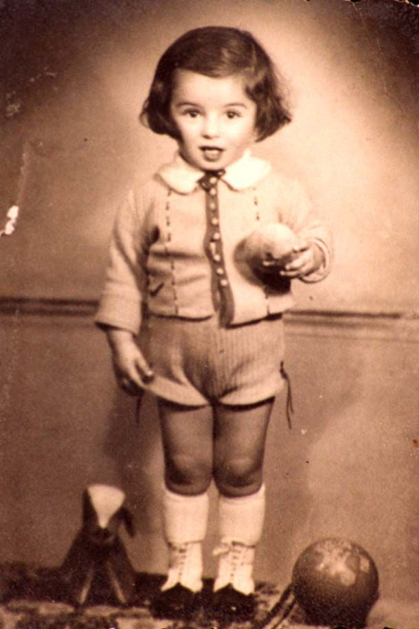 Peter Fuchs Peter was sadly murdered in Auschwitz-Birenkau in 1944 at age 4. He was from Oradea, Romania.