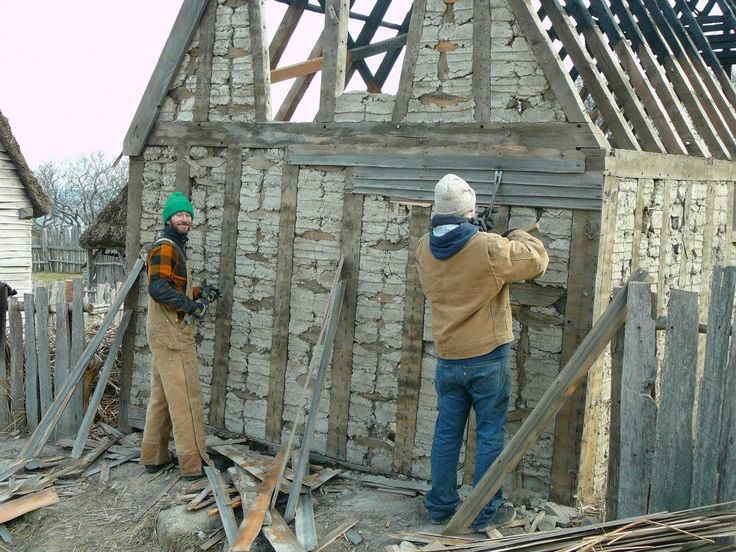 Demolition Plymouth colony, 17th century, Plymouth