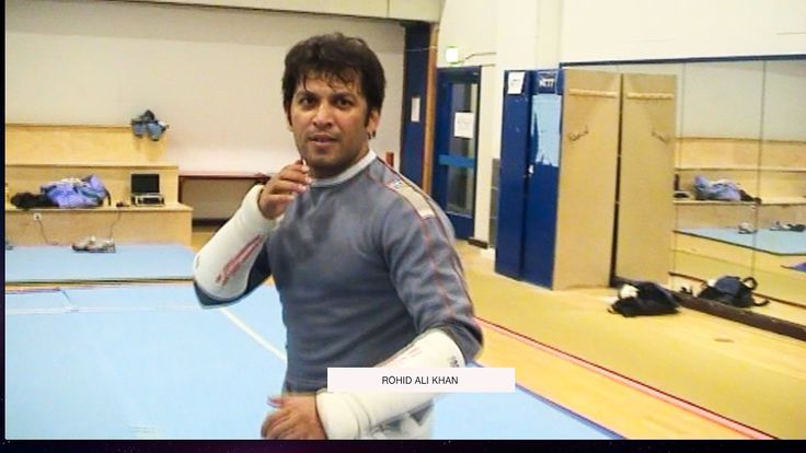 FIGHT with ROHID ALI KHAN