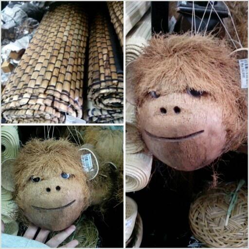 Handicraft from Indonesia