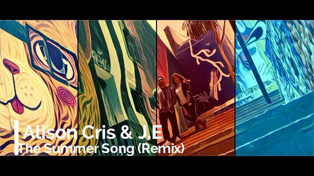 Lo último de Alison Cris junto a J.E - Original Duo The Summer song remix 🎶 No olviden suscribirse y dale like🔥🔥 #music #TheSummerSong J.E - Original Duo https://www.youtube.com/watch?v=hiCp_fPbhzc&index=5&list=PLy2s_66oQmaZE2dLmk7EZ9qrS4ehvRSkj