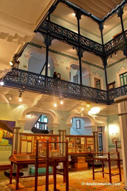 Archivo de Indianos de Colombres. Museo de la Emigración de Asturias. [Más info] http://www.desdeasturias.com/archivo-de-indianos/
