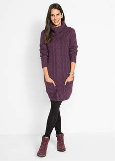 cc4f41d15045 Pletené šaty