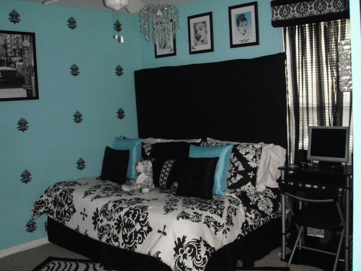 Tiffany blue bedroom. 25  best Tiffany blue bedding ideas on Pinterest   Blue teen girl