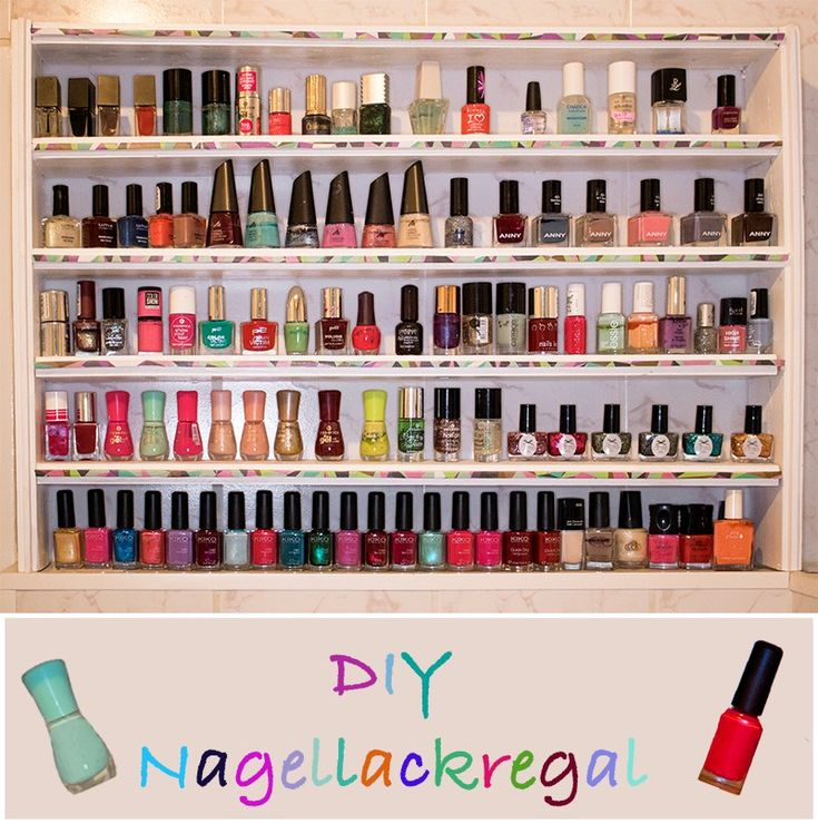 die besten 25 nagellackregal ideen auf pinterest nagellack racks nagellackflaschen und. Black Bedroom Furniture Sets. Home Design Ideas
