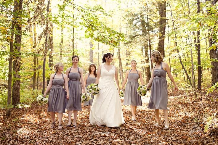 Windermere House bridesmaids muskoka